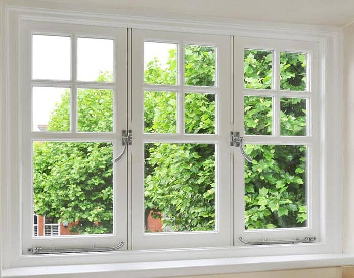 Casement windows are one of the most popular types of double glazing