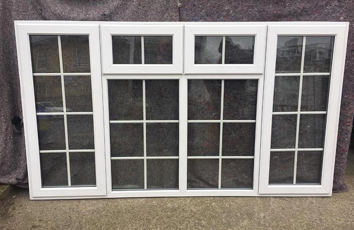 Georgian bar windows offer a more traditional style of double glazing for your home
