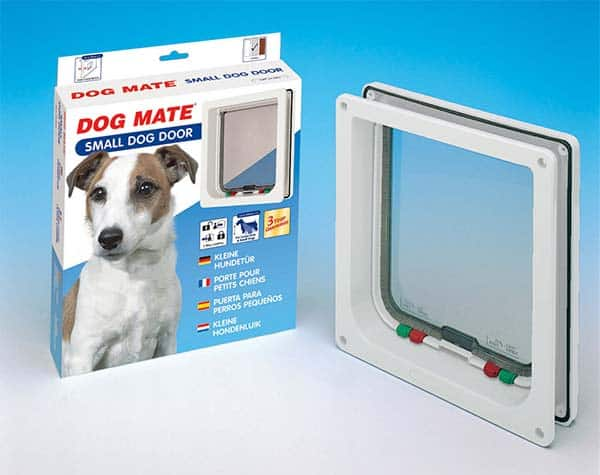 Dog Mate Microchip Dog Flap