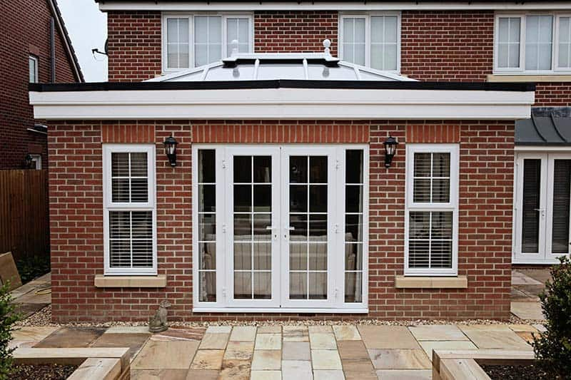 An orangery will increase your house value significantly