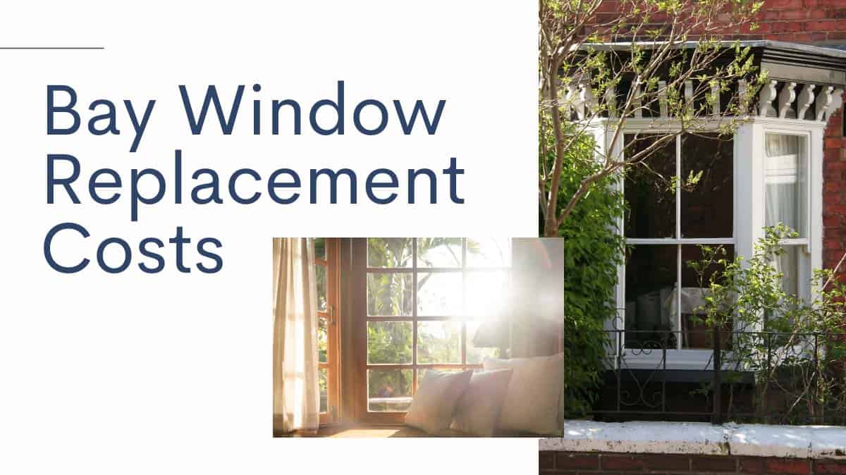 Bay Window Replacement Cost