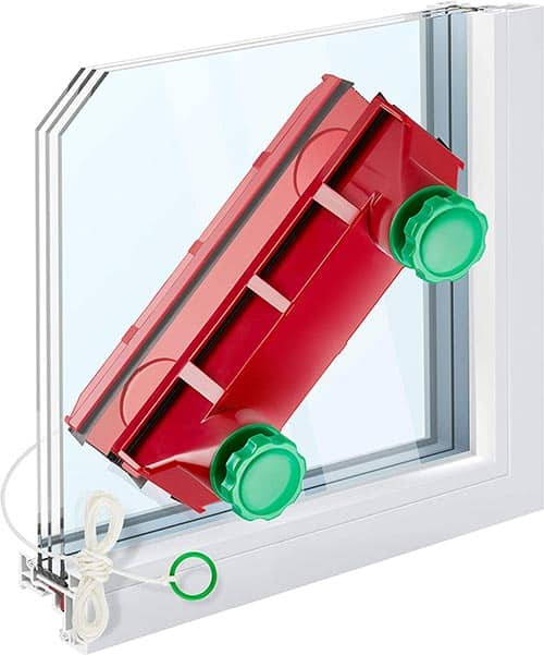 Tyroler Magnetic Window Cleaner - The Glider D-4