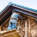 builder house wall insulation